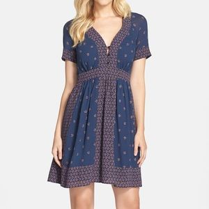 French Connection Woodstock Georgette Dress